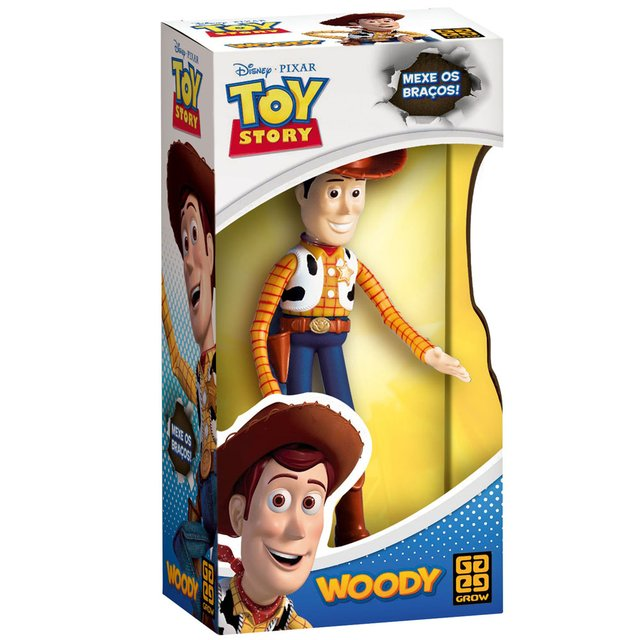 Boneco Woody Toy Story - comprar online