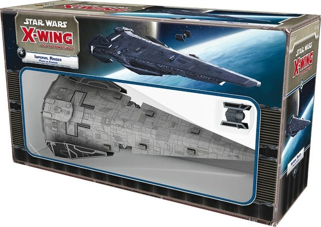 Imperial Raider Expansao Star Wars X-Wing