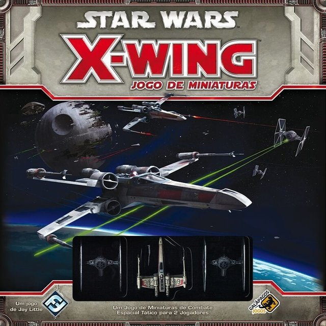 Star Wars X-Wing: Jogo Base na internet