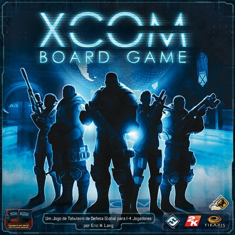 XCOM Board Game - comprar online