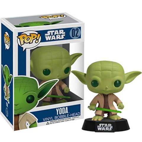 Star Wars: Yoda Funko Pop