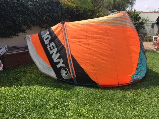 Kite Envy 10,5 mts 2016