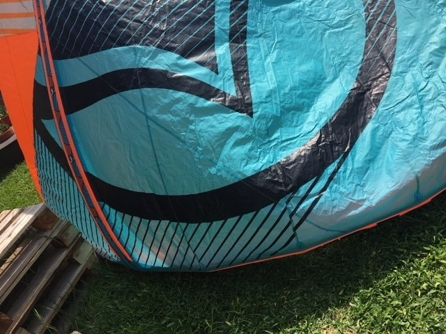 Kite Envy 10,5 mts 2016 - Second Wind Kite Shop