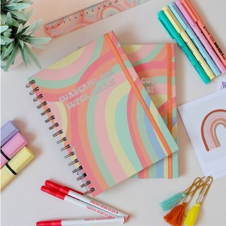Cuaderno A5 Super Ideas