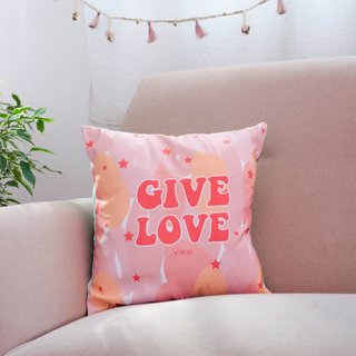 50% OFF Almohadon Give Love x