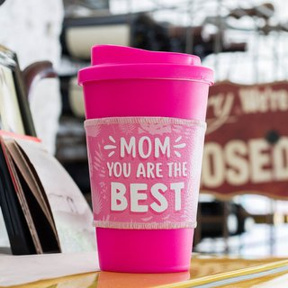 Vaso Térmico con grip Mom You're the BEST