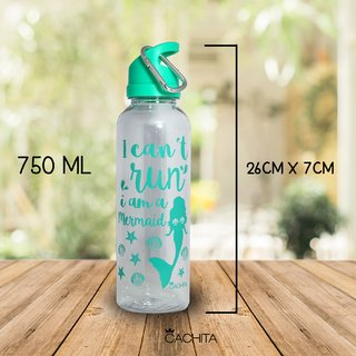 Botellas Cachita Sport 2 Mermaid
