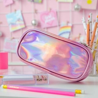 50% OFF Cartucherón Necesere Hologram Pink