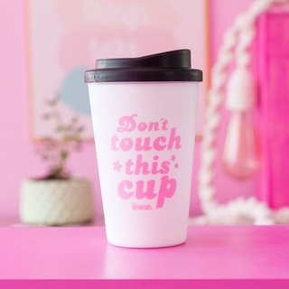 Coffee Cup Don´t Touch