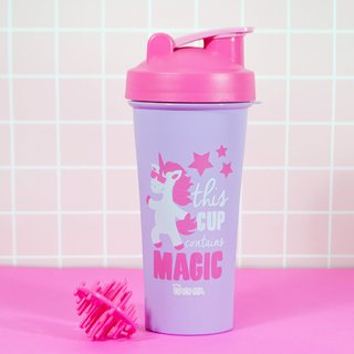 Vaso Cachita Shaker Magic Unicorn