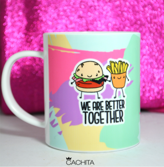 Taza Better Together