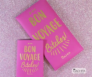 Set Travel Bon Voyage