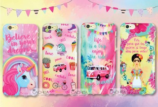 Iphone Cases (pack x 4 unidades)