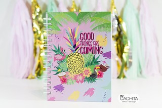 Cuaderno Good things