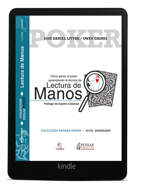 Lectura de manos - José Litvak y Owen Gaines (eBook)