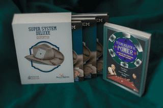 Super System - Edición de Lujo + Libro Texas Hold'em Poker + Super System de Luxe ebook