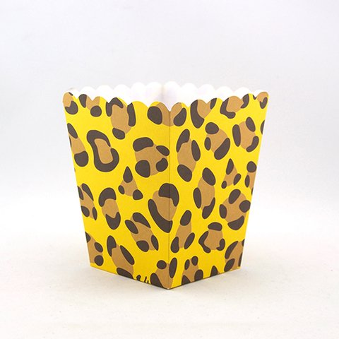 Crispetera Animal Print Leopardo