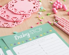 Juego Baby Shower: Baby Stop