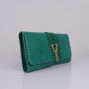 Clutch Chyc Textured Snake Veins Saint Laurent - loja online