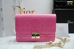 Bolsa Miss Dior Patent Leather 338512 Christian Dior