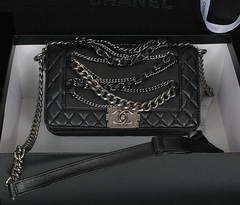 Bolsa Le Boy Chain Chanel