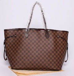 Bolsa Neverfull PM|MM|GM Louis Vuitton