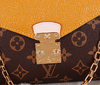 Imagem do Clutch Pallas Chain Louis Vuitton