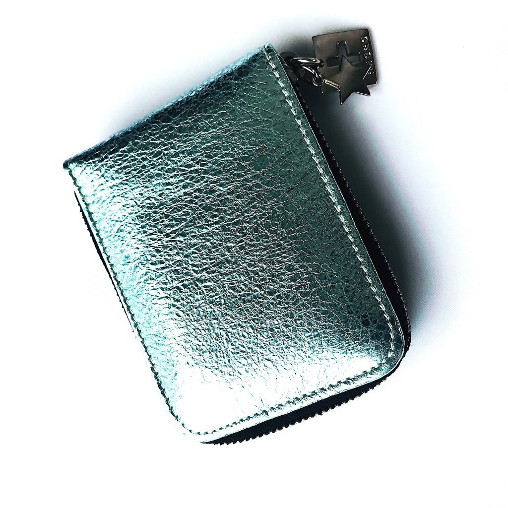 POCKET WALLET GALAXY CELESTE