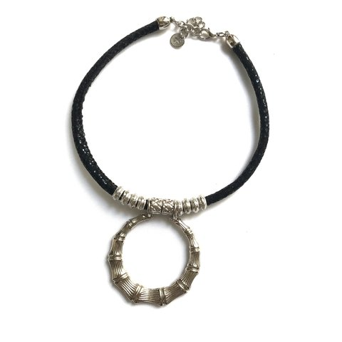 COLLAR EMPERADOR BLACK