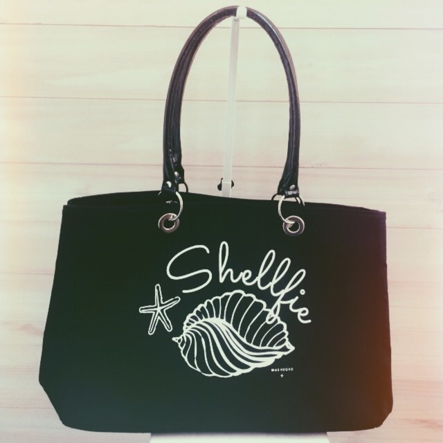 BOLSO SHELLFIE (BLACK)