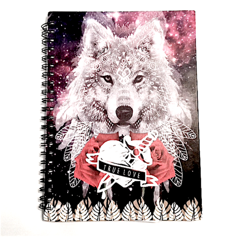 CUADERNO TRUE LOVE A4