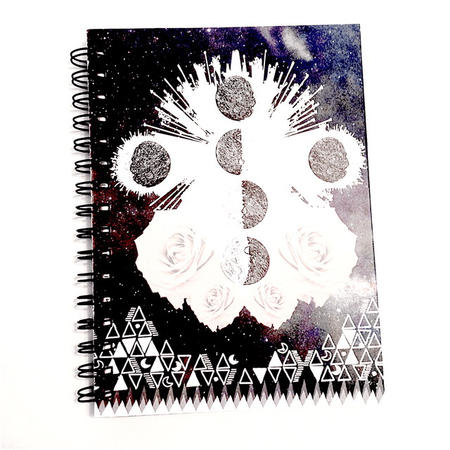 CUADERNO MOONLIGHT A5