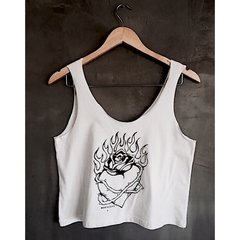 MUSCULOSA BURNING LOVE