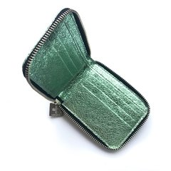 POCKET WALLET GALAXY VERDE