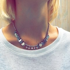 COLLAR GYPSY STAR