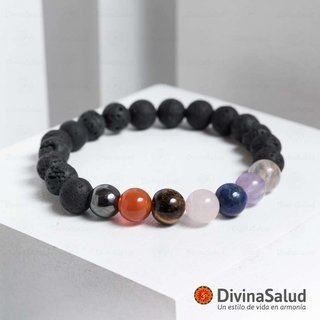 Lava Volcánica 7 Chakras - comprar online