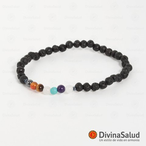 Siete Chakras  y Lava Volcánica N° 4