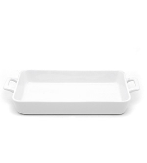 Fuente Porcelana Rectangular (0113122)