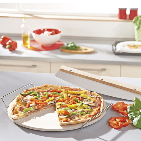 Leifheit® Set Piedra Pizza Redonda (3159)