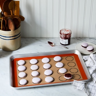 Whiskspro® Macarons Mat Medium 40x30 (WI99150)