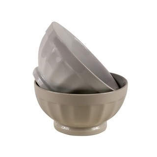 Bowl Facetado Porcelala Color (4191420)