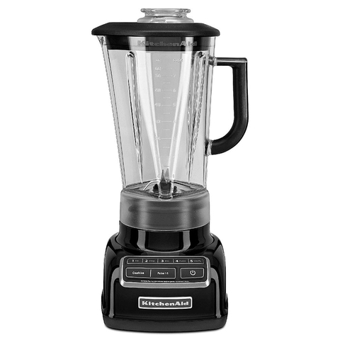 Kitchen Aid® Licuadora Diamond 1.75Lts.Negra (LKSB1585ROB)