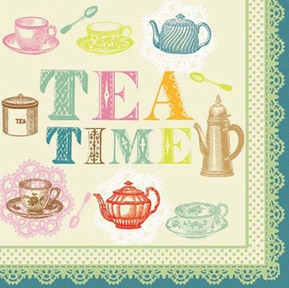 Servilletas Tea Time Chicas (STIME)