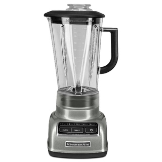 Kitchen Aid® Licuadora Diamond 1.75Lts. Gris (LKSB1585RCU)