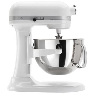 Kitchen Aid® Batidora Heavy Duty Blanca (KSM7591XRWH)