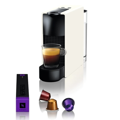 Nespresso® Essenza Mini White Single (C30-AR-WH-NE)