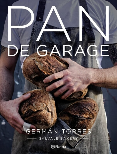 Pan De Garage - German Torres (9789504966746)