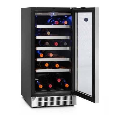 Winefroz® Cava 27 Botellas Simple Temperatura (MN34S) - comprar online
