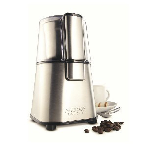 Peabody® Molinillo Cafe Acero (PE-MC9100)