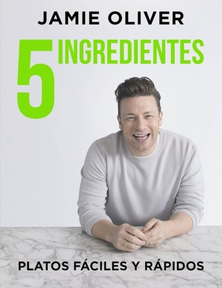Cinco Ingredientes - Oliver Jamie (9789502810829)